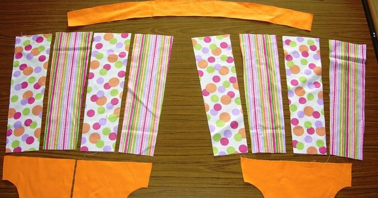 My Measuring Tape: Tutorial & Free Pattern - Girl's Panel Dress