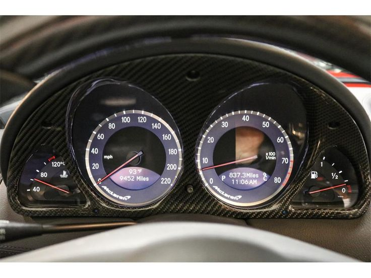 2008 Mercedes-Benz SLR McLaren Mansory Pkg.