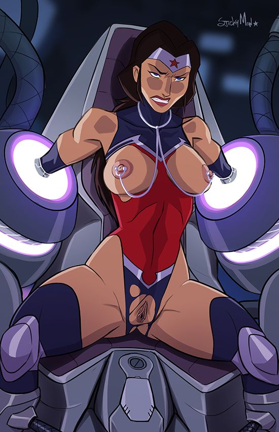 Nylon leg fetish tubes