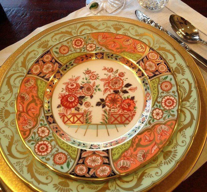 My new favorite china pattern!
