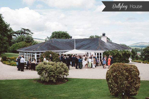Gorgeous alternative wedding venues in Ireland