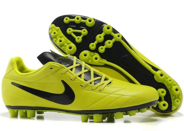Nike Total 90 Laser IV AG Mens Artificial Grass Soccer Cleats(Electricity  Black)