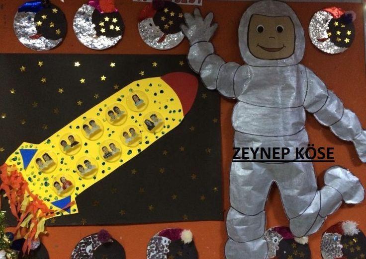 26 besten Astronaut craft ideas Bilder auf Pinterest