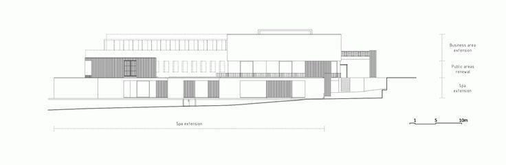 Hotel MINHO Renewal and Expansion / ,i