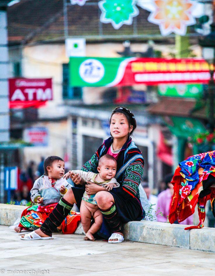 #sapa #vietnam #motherslove #myinnercitylight