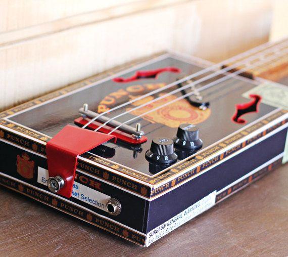 Cigar Box Guitar & 57 best cigar box guitar images on Pinterest | Cigar box guitar ... Aboutintivar.Com