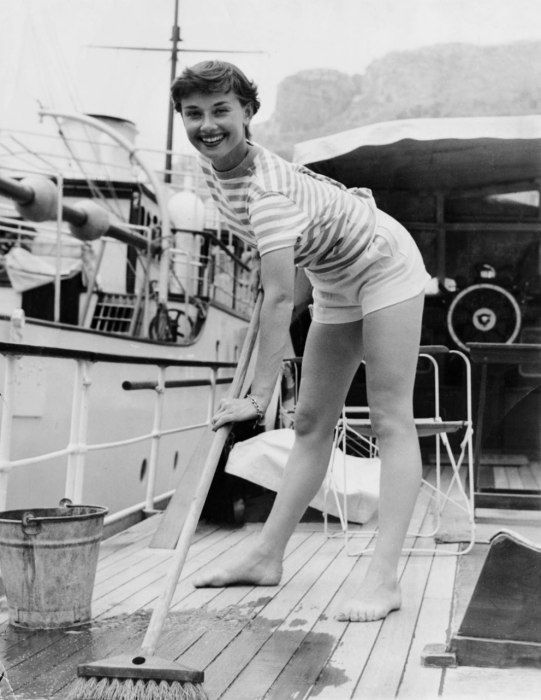 Photos: Audrey Hepburn's Influence on Today's Stars, from Miranda Kerr to Gwyneth Paltrow | Vanity Fair
