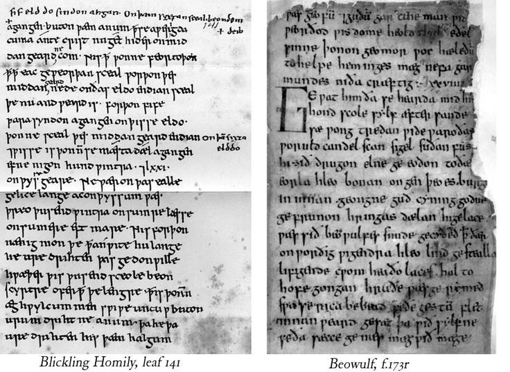 old english poetry Knowledge of pre-conquest literature and history is an essential foundation for understanding subsequent literary tradition in english old english poetry inspired later poets, novelists, fantasy writers and film makers many ideas, generic forms, literary approaches and elements of poetic technique, that were used by old.