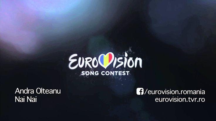 Andra Olteanu - Nai Nai | Eurovision România 2016
