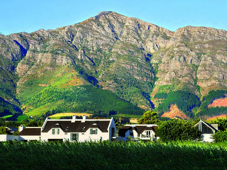Buying in the #Cape Winelands makes great investment sense. Here's why #Paarl is one to watch, and buy. #SouthAfrica #RealEstateMag