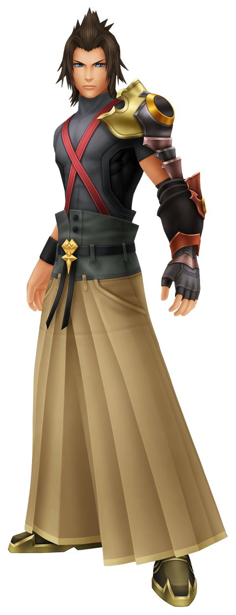 Terra Voiced by: Ryōtarō Okiayu (Japanese), Jason Dohring (English)