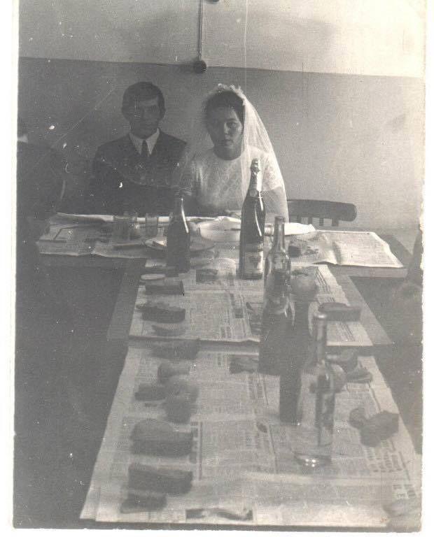 Суровая свадьба