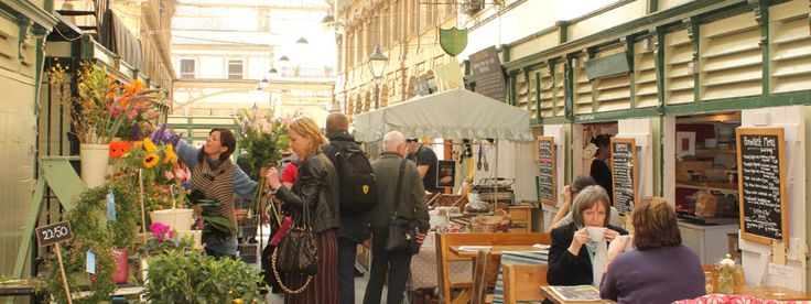 St Nicholas Market  This bustling market runs from Monday to Saturday, and you can expect to stock up on everything from artwork and jewellery to local wine and cheese.