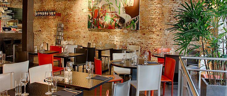 Le Oui, restaurant à Lille (Vieux-Lille)