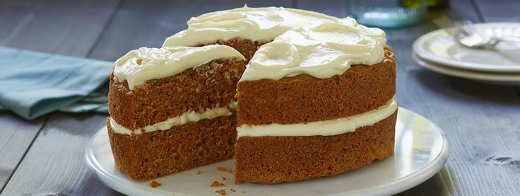I Cannot Believe It's Gluten Free* Carrot Cake! - Have your cake and eat it too with this moist and delectable, gluten free carrot cake.