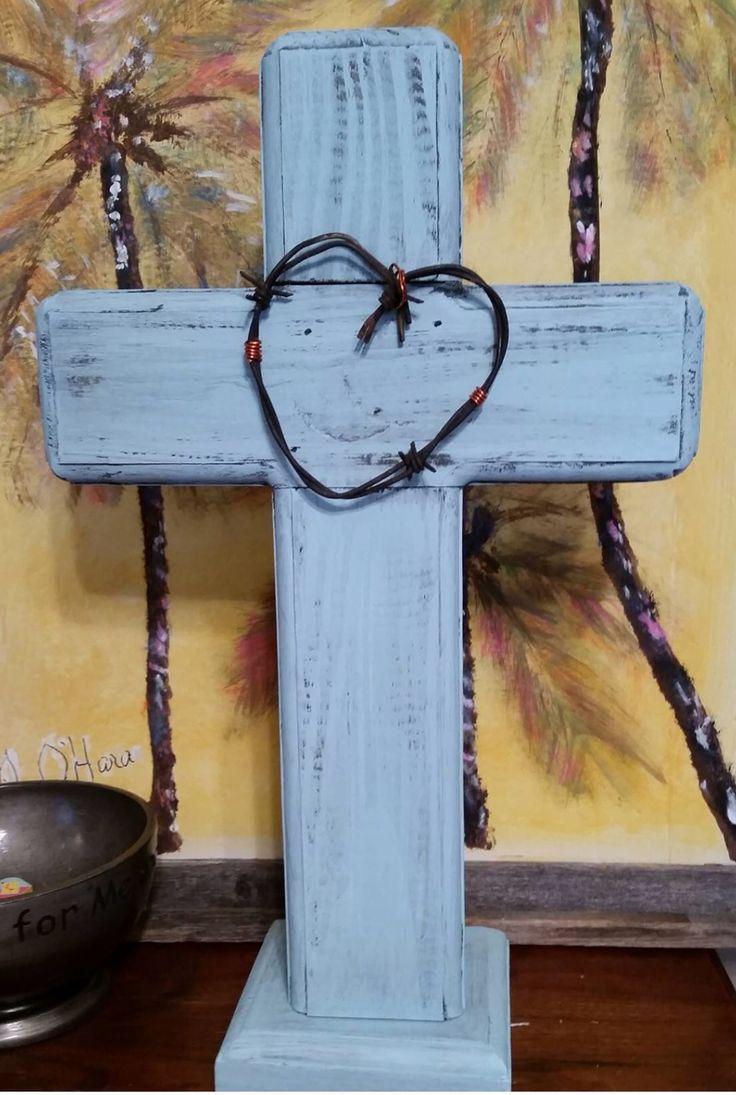 Best group images on pinterest wood crosses wooden