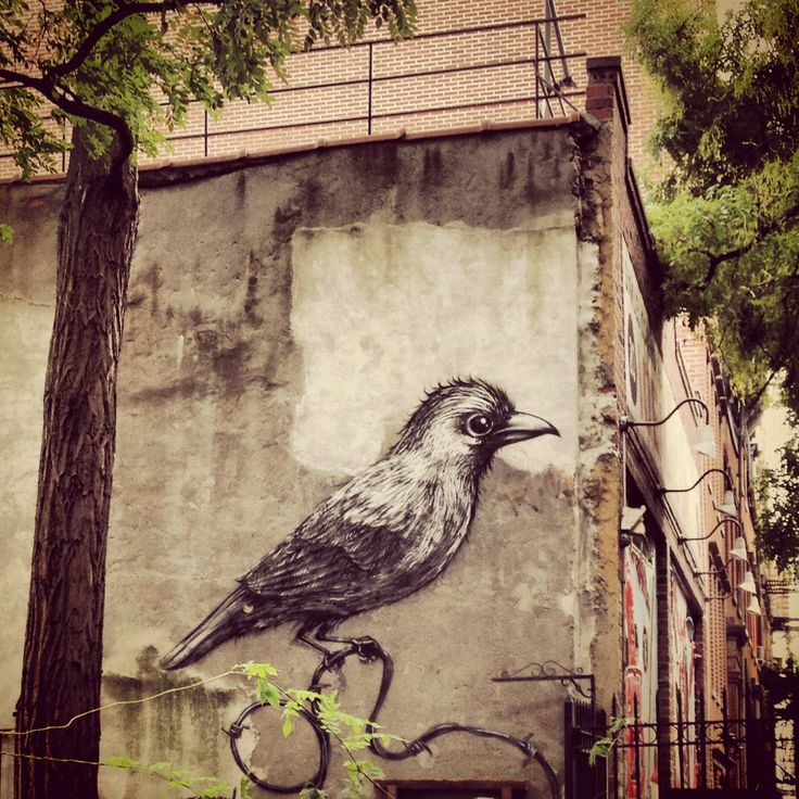 ROA artwork, Nolita New York