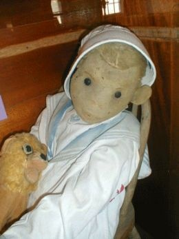 Key west Robert the haunted doll