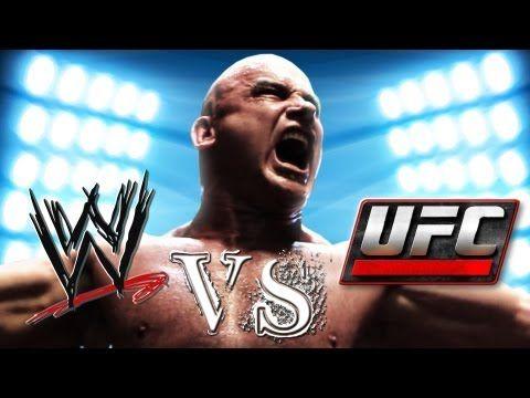 WWE vs. UFC (feat. Bas Rutten) Laughed my BUTT off!! I love Jon Huertas offseason hi-jinx! #Castle