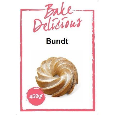 Bake Delicious Mix voor Bundt