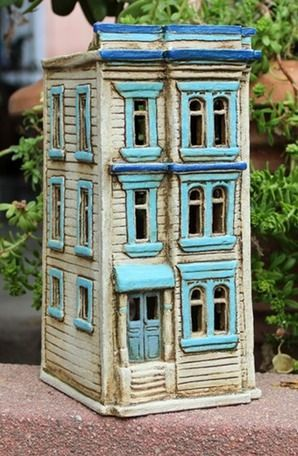 Ideas for a series of row houses for my students