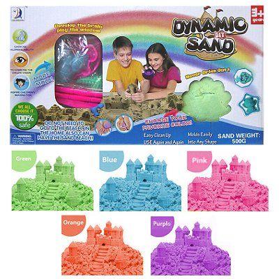 Magic Sand super magisch zand set 12 dlg