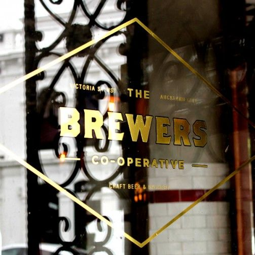 The Brewers Co-operative 128 victoria street west