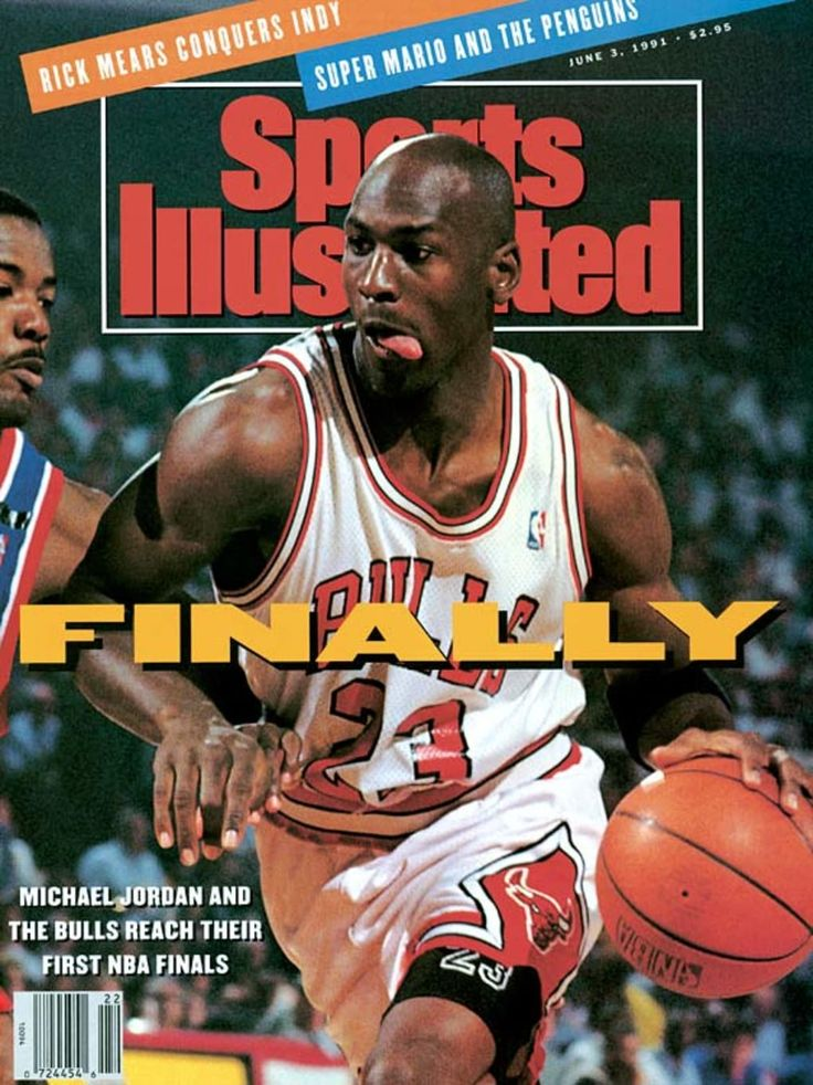 Michael Jordan's 50 SI Covers Sports illustrated covers