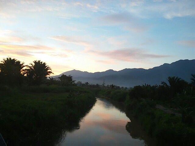 On the way to Komba, Sentani-Papua