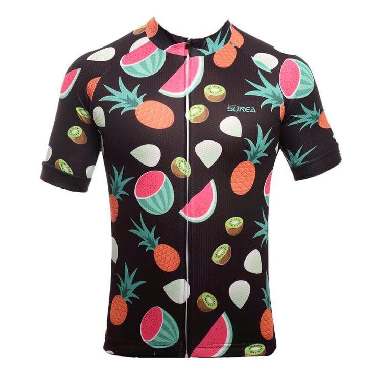 Watermelon Fruit Salad Black Cycling Jersey [70% Discounts] – Online Cycling Gear