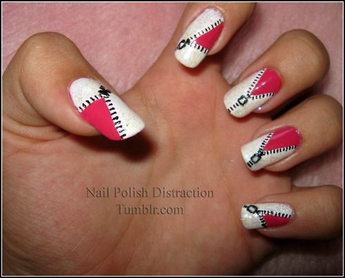 more zipper nails