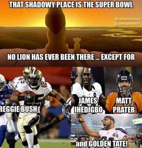 599edd959288422d422151c571db0aac nfl memes detroit lions 124 best nfl memes of the detroit lions & those other f,Theres No I In Team Meme