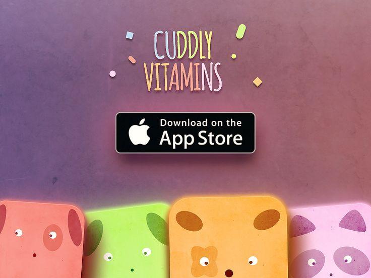 Download Cuddly Vitamins App by Igor Ivankovic