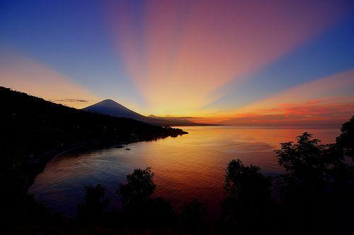 Amed, Bali by Manuel Secher, via Flickr