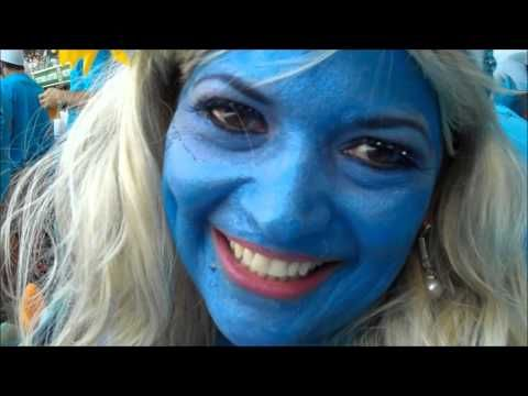Ball By Ball - The Smurfs at the Cricket Video