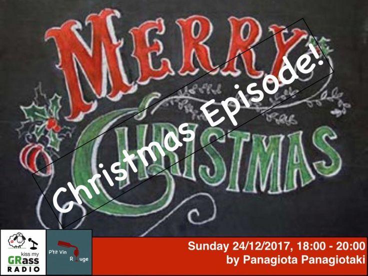 P'tit Vin Rouge – Christmas Episode! – Παναγιώτα Παναγιωτάκη