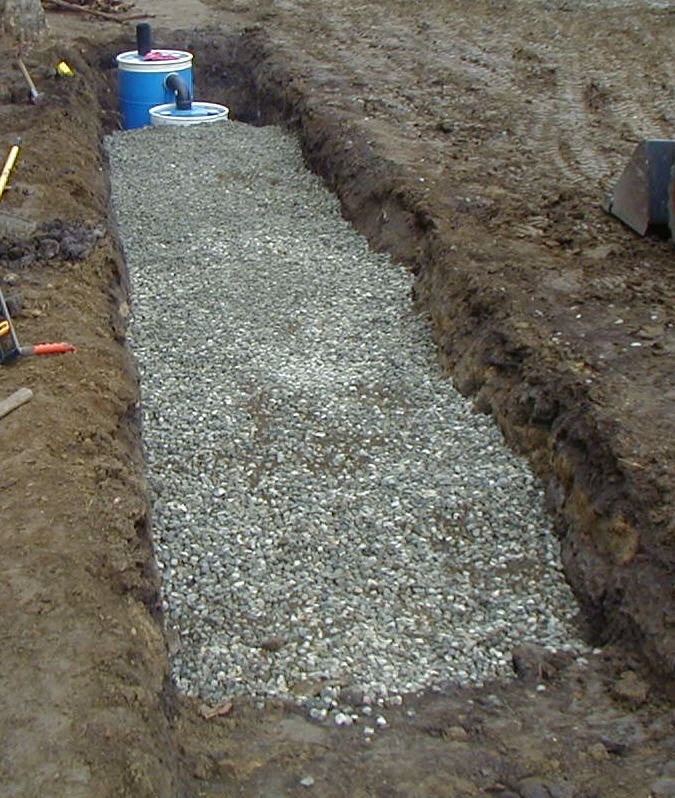 Construct a small septic system septic system survival for Build a septic tank
