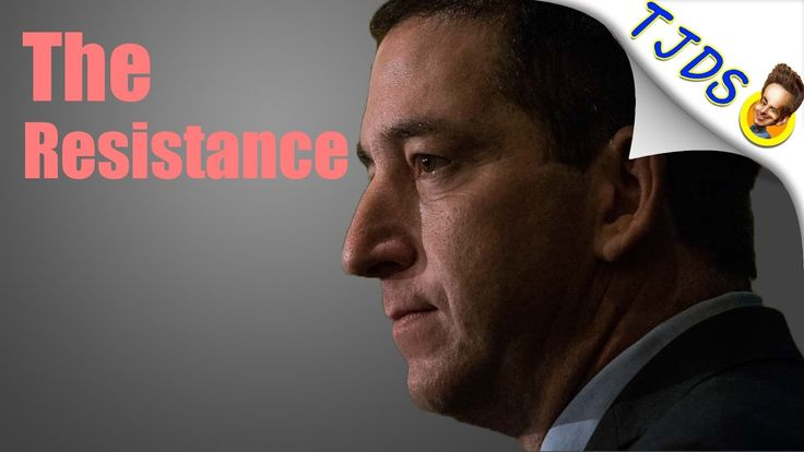 "Glenn Greenwald on Bill Maher, Keith Olbermann, Tribalism, and  ""The Resistance"""