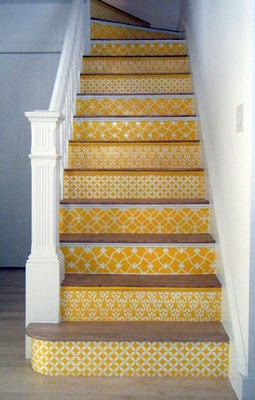 Lived In: Staircases don't have to be boring