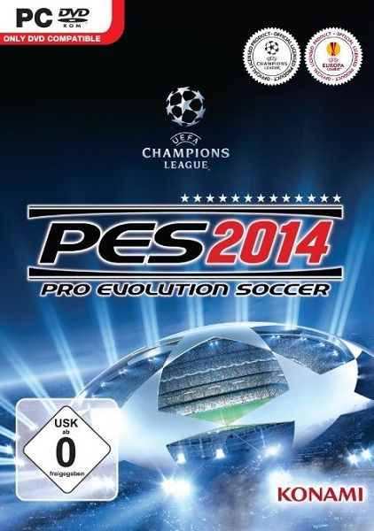 Full Version PC Games Free Download: Pro Evolution Soccer (PES) 2014 Full PC Game Free ...