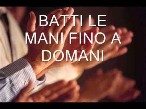 TRE PASSI AVANTI 0001 - YouTube