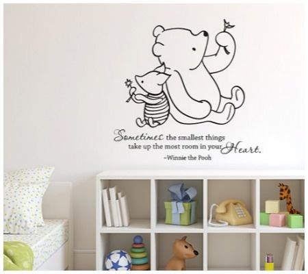 Baby Room Decals Quotes
