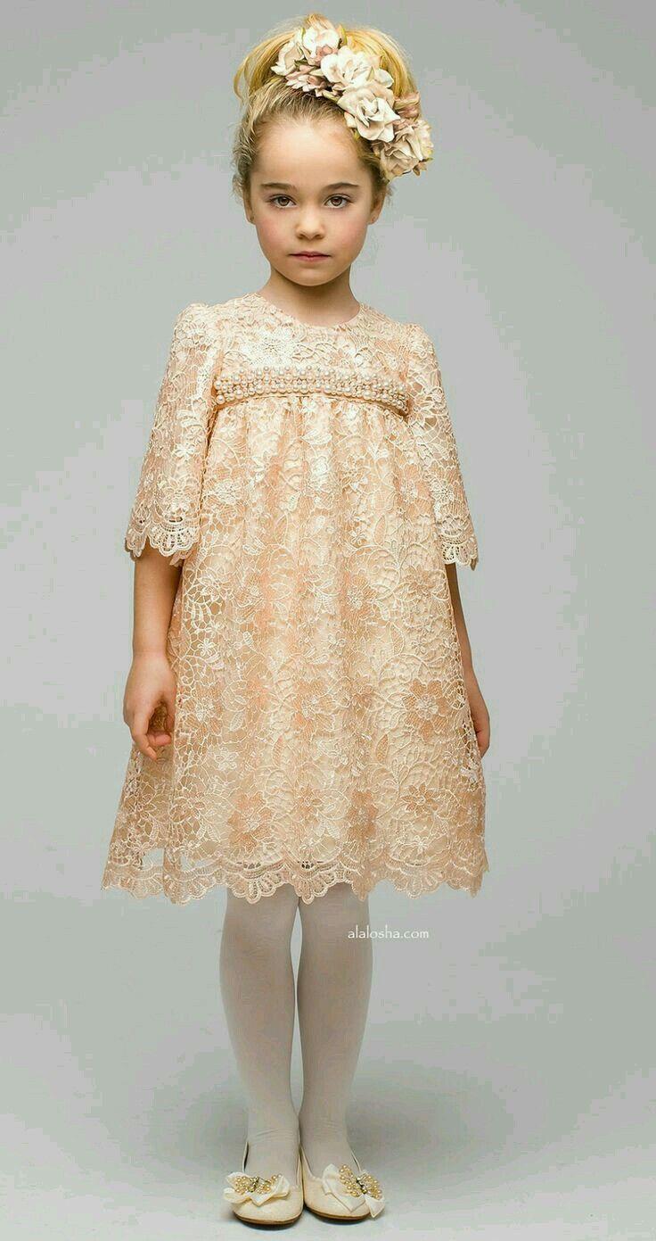 Pin by Anastasija Mitke on vaikiski   Kids fashion, Baby Dress, Girls  dresses 4b348f35d8f