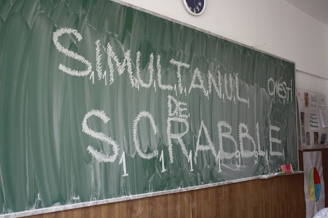 ScrabbleSfera: SIMULTANUL DE SCRABBLE - EDIȚIA a II-a