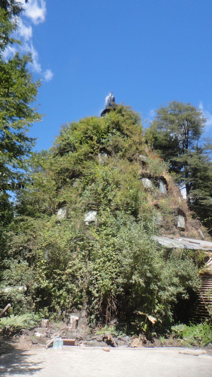 Hotel Montaña Mágica, Huilo Huilo - Chile