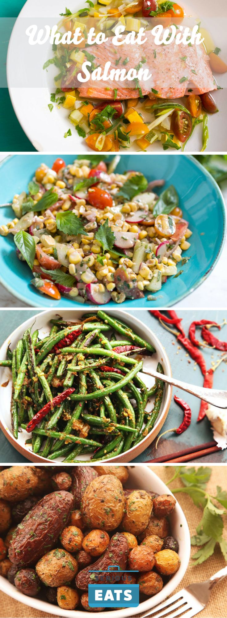best 25 side dishes with salmon ideas on pinterest side dishes for salmon salmon side dishes. Black Bedroom Furniture Sets. Home Design Ideas