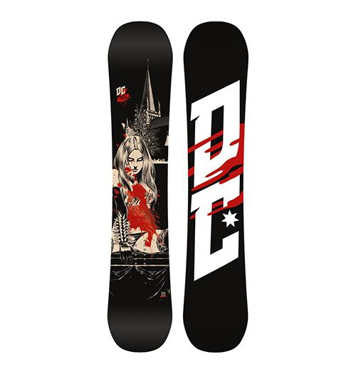 DC SHOES TABLA SNOWBOARD MEDIA BLITZ. Tienda DC