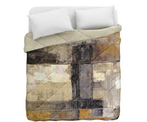 Trapunta invernale piazza 1/2 in puro cotone Colore multicolor  ad Euro 99.00 in #Manifatture cotoniere settentrionali srl #Textilesrugs bed linenbedding