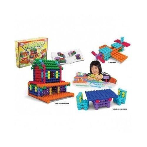 Popular Playthings Playstix Pieces Set Building Learning Creativity Boys Girls  #PopularPlaythings