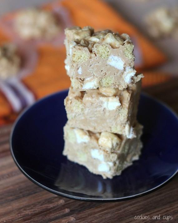 Peanut Butter Cap'n Crunch Clusters | Recipe